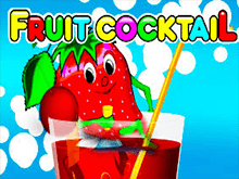 Автомат Fruit Cocktail в клубе Вулкан