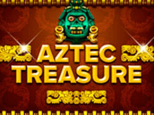 Игра Aztec Treasure на деньги