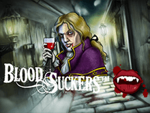 Игра Blood Suckers на деньги