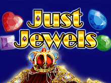 Игра Just Jewels на деньги