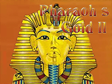 Игра Pharaohs Gold 2 на деньги