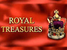 Игра Royal Treasures на деньги