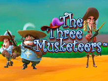 В клубе Вулкан The Three Musketeers
